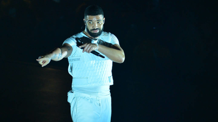 Drake's acceptance speech cut short at the Grammys