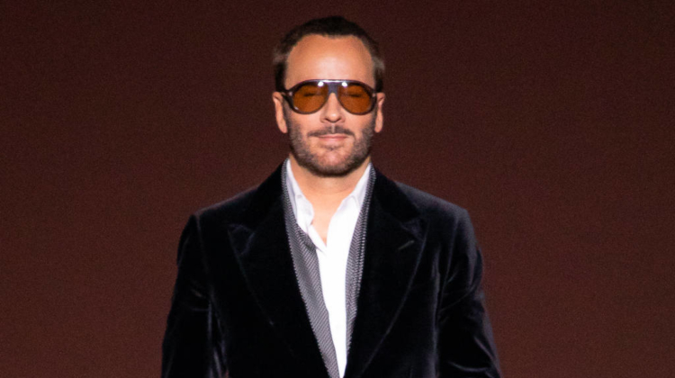 Tom Ford: 'I want to create beauty in an uncertain world'