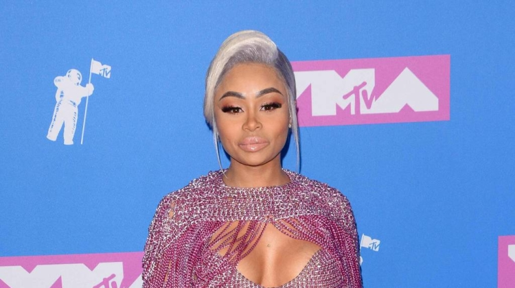 Blac Chyna in foul-mouthed tirade at exes Rob Kardashian and Tyga