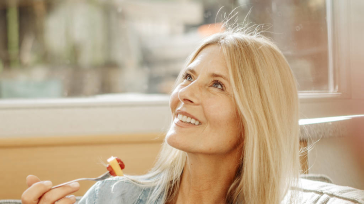 Healthy eating can ease depression symptoms