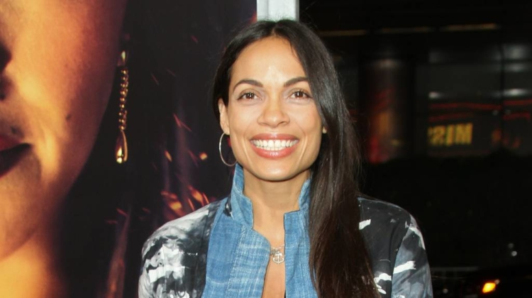Rosario Dawson confirms she is dating U.S. presidential hopeful