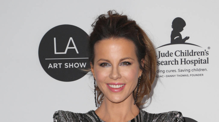 Ovarian cyst painkillers made Kate Beckinsale 'behave badly'