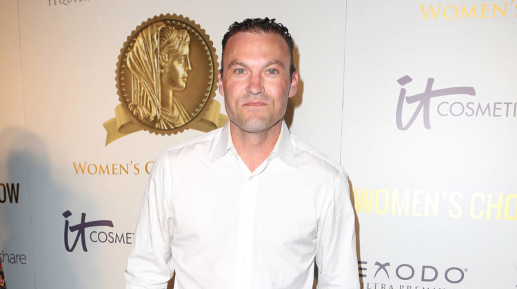 Brian Austin Green fires back at fans over Luke Perry death silence