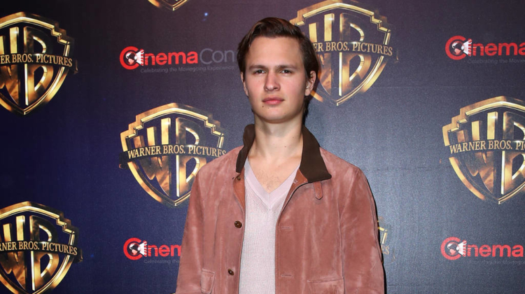 Ansel Elgort supports West Side Story co-star at high school show