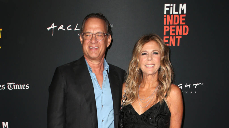 Rita Wilson: 'A shared bathroom is key to a happy marriage'