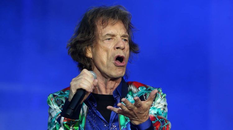 Mick Jagger returns to public eye after heart surgery