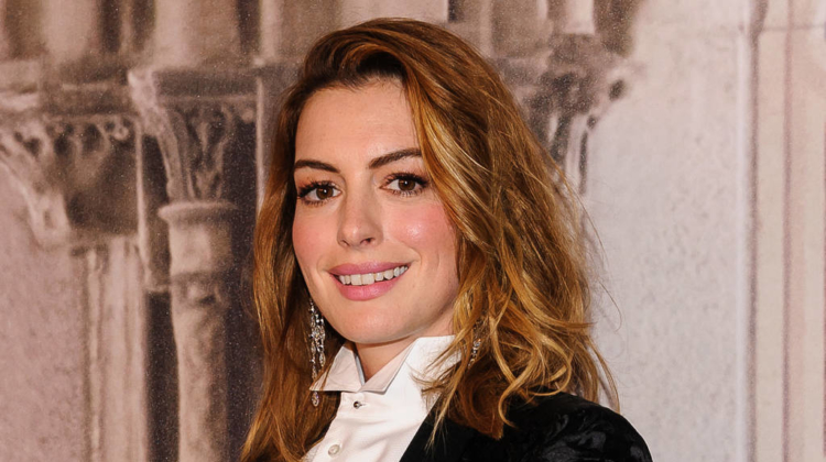 Anne Hathaway relied on dialect coach to perfect 'stressful' British accent