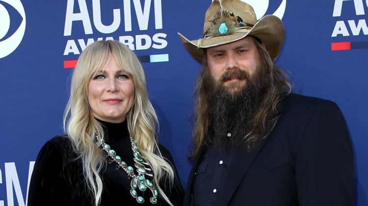 Chris Stapleton is a dad of five