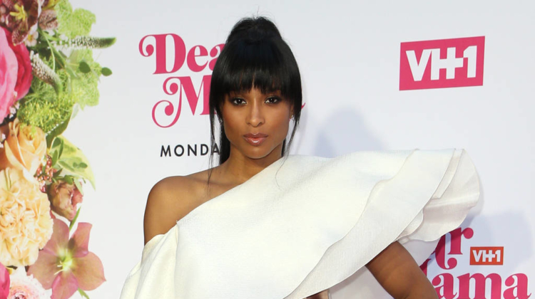 Ciara shares unseen footage of wedding and daughter's birth in music video