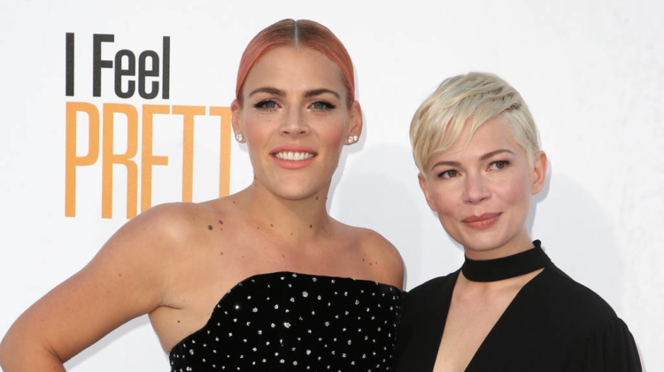 Michelle Williams reduces Busy Philipps to tears on final talk show episode