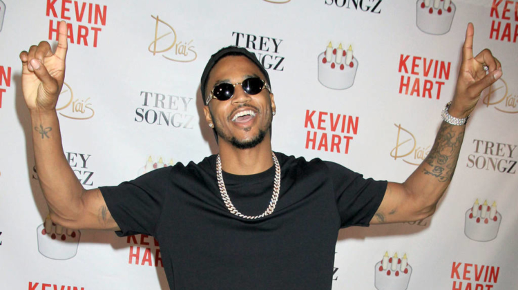 Trey Songz is a first-time father