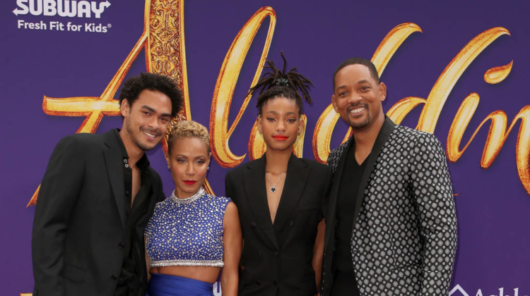 Jada Pinkett Smith: 'Willow is curious about polyamory'