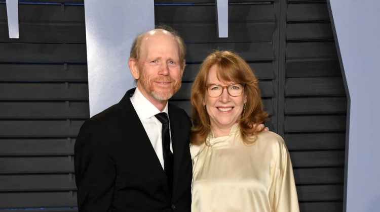 Ron Howard gushes over 'high school sweetheart' wife on anniversary