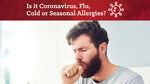 A new study provides evidence that the seasonal colds you've had in the past could protect you from COVID-19