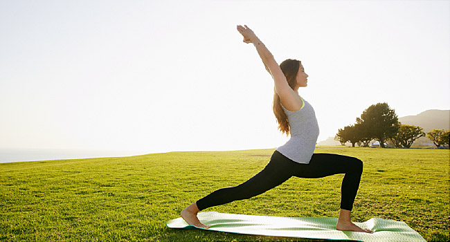 Yoga improves symptoms of generalized anxiety disorder
